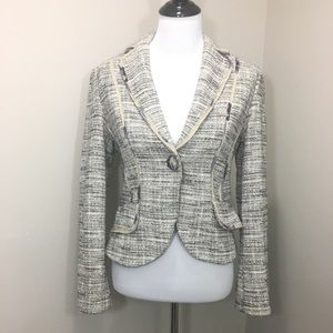 The Limited Tweed Jacket